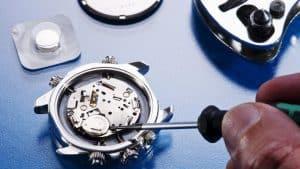 Смяна на батерия на часовник
