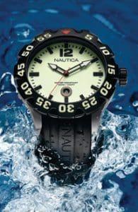 Водоустойчивост на часовниците - Nautica
