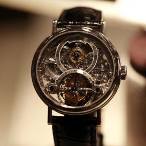 Часовник Breguet 2933 с турбильон