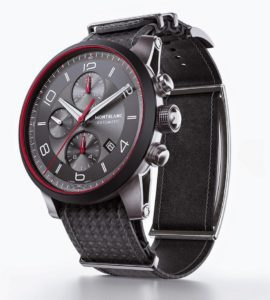 Часовник Monblanc TimeWalker Urban Speed e-Strap