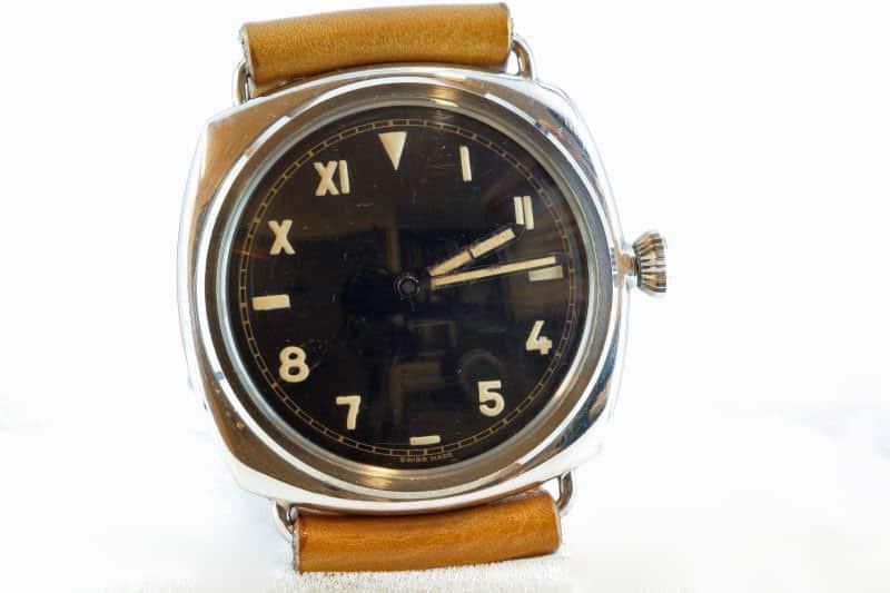 Часовник Ref. 3646 от 1944 с Rolex California циферблат