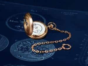 "Нов джобен часовник IWC Tribute to Pallweber Edition ""150 Years"""