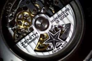 Часовник с автоматичен механизъм - Zenith El Primero Automatic Chronograph