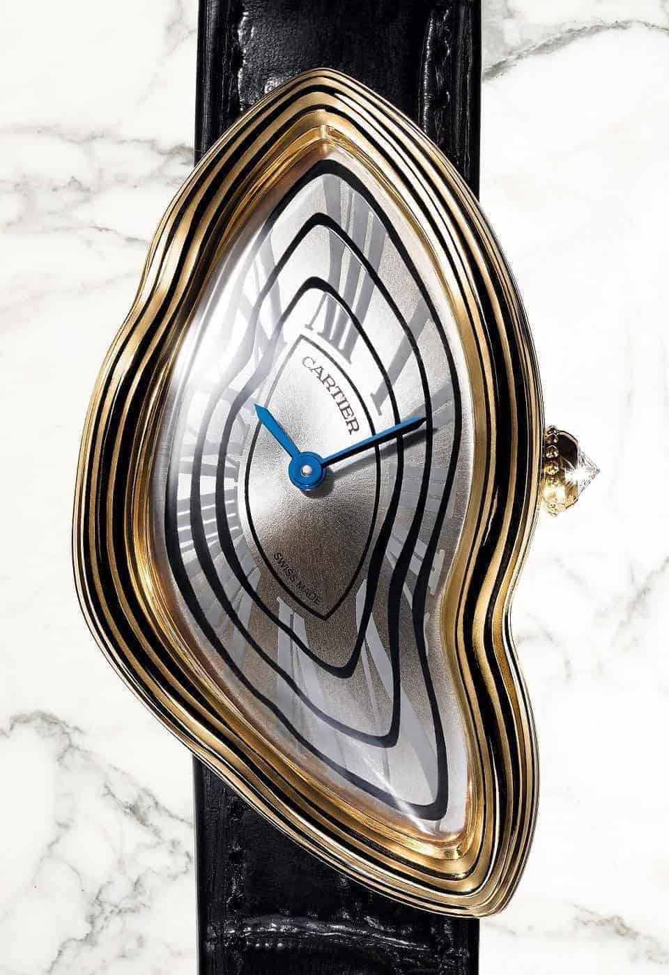 Cartier Crash Radieuse