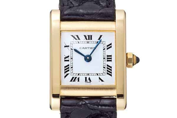 Cartier Tank Normale, 1920
