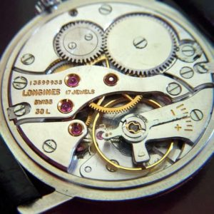 Механизъм на механичен часовник