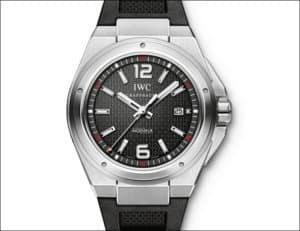 Часовници и Магнетизъм - екраниран часовник IWC Ingenieur Automatic Mission Earth