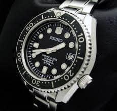 1975 - Seiko Professional Diver's 600m
