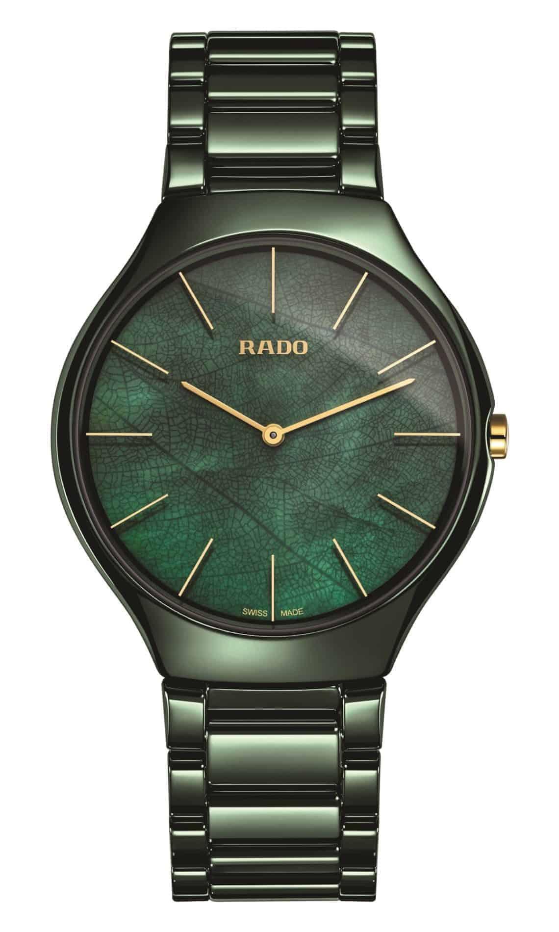 Rado True Thinline Quartz 'Nature' - 01