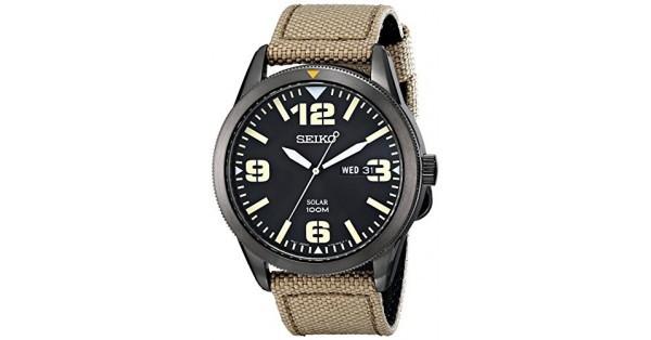 Seiko SNE331 - полеви часовник