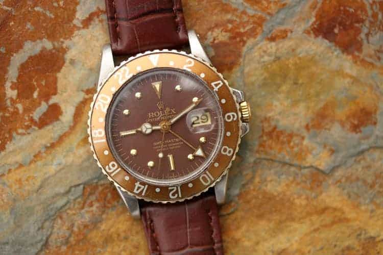 Rolex Root Beer GMT Master II