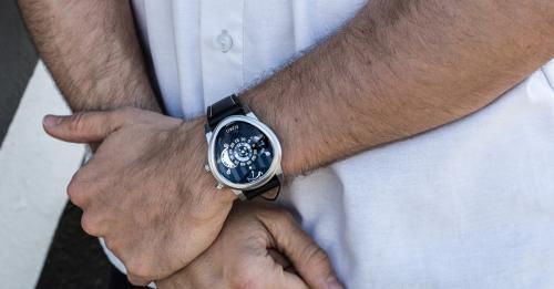 Лимитирана серия часовници Rush-05