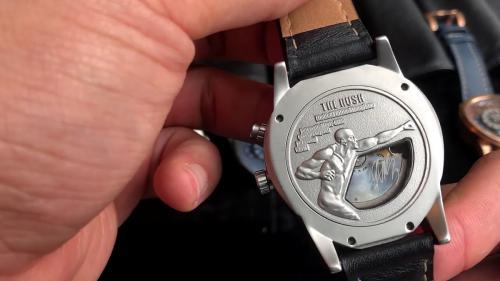 Лимитирана серия часовници Rush-08