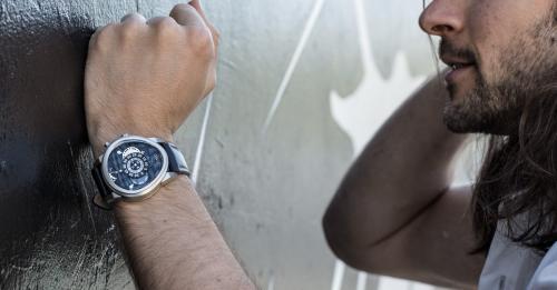 Лимитирана серия часовници Rush-09